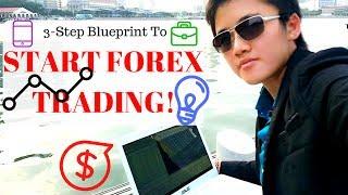HOW TO START FOREX TRADING | Karen Trading Tips EP.1