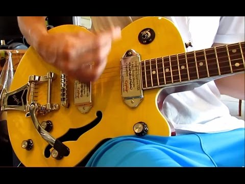 Epiphone Wildkat Unbox and Quick Fixes