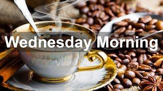 Wednesday Morning Jazz - Happy Jazz And Bossa Nova Music For May Morning