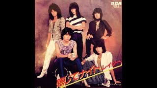 1980年8月21日発売。 作詞:伊達歩 作曲:水谷公生.