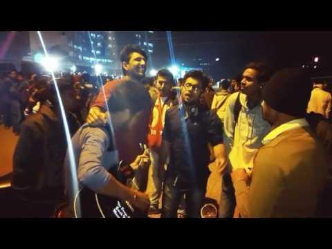Indian idol audition mumbai 26/11/2016