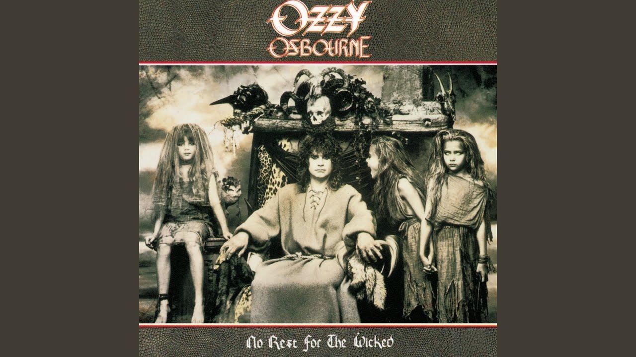 Ozzy osbourne demon alcohol video