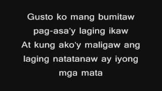 Repeat youtube video Love Story Ko By Gloc 9 (with lyrics)