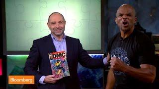 `It's Like That': Run-D.M.C.'s Comics Business