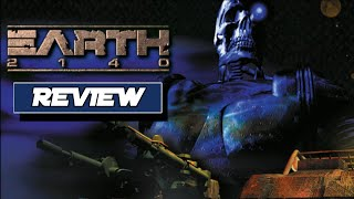 Earth 2140 RTS Game Review