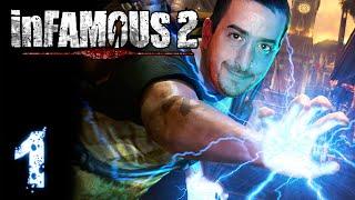 Tonachete Juega a: InFamous 2 (PS3)  - Ep 1