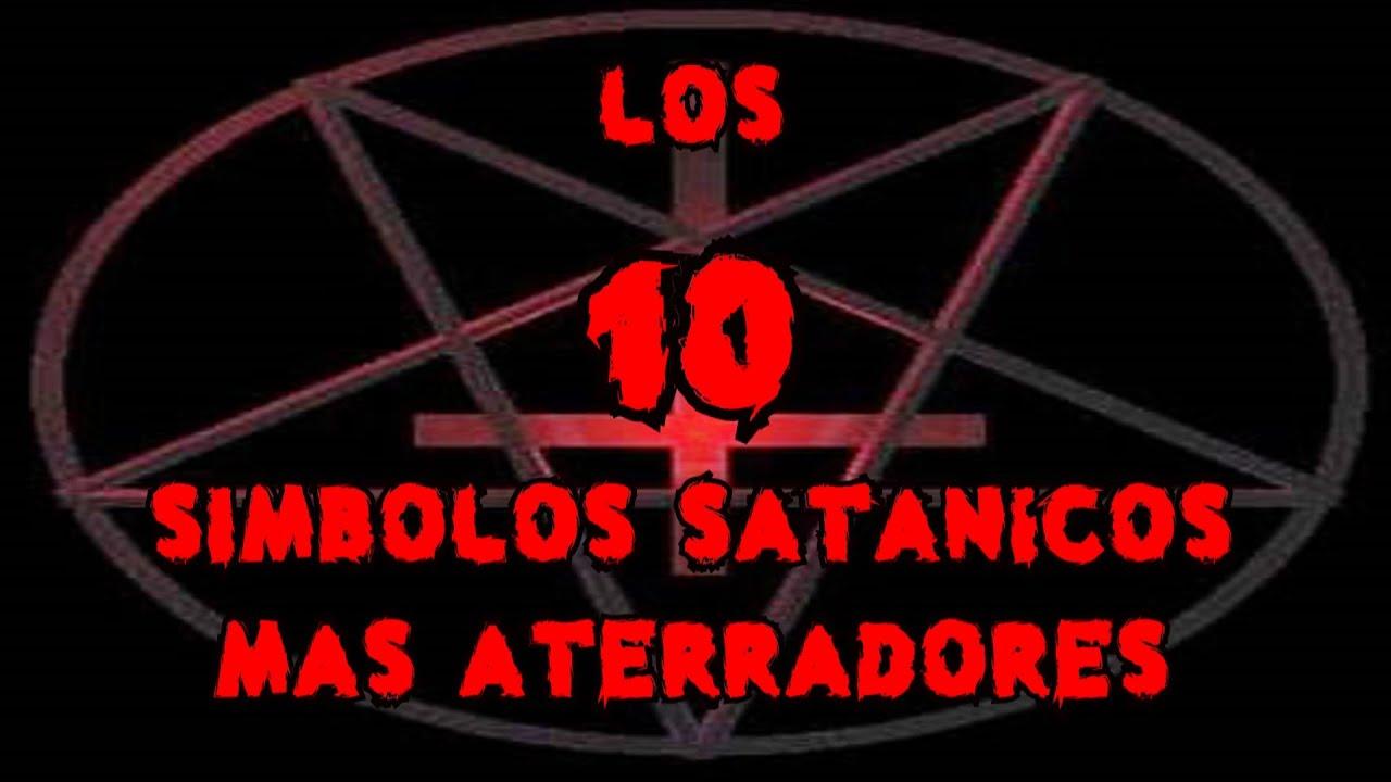 Top 10 Los 10 Símbolos Satánicos Mas Aterradores Con Su