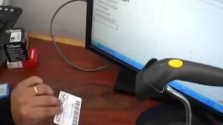 видео motorola сканер штрих кода