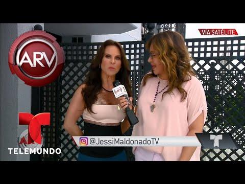 Kate del Castillo entrena fuerte para La Reina del Sur  Al Rojo Vivo  Telemundo