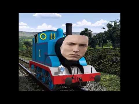1hour! Not A Train - Thomas The Tank Engine ft. Eminem