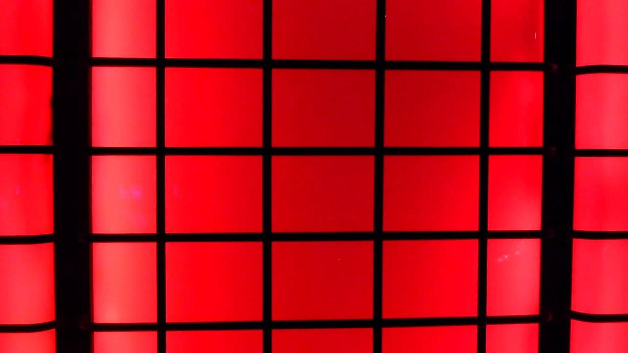 3509 Pantalla De Cuadros Rojos Raw Colores Y Formas