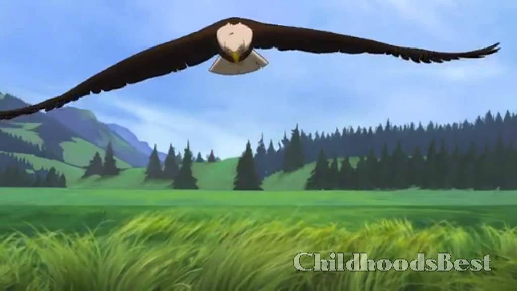 spirit the eagle running scene japanese youtube