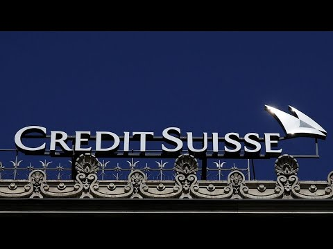 Credit Suisse Says Investment Bank Doing Well