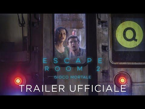Escape Room 2: Gioco Mortale - Trailer Ufficiale   Dal 23 Settembre al Cinema
