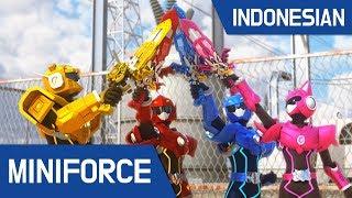 Video [Indonesian dub.] MiniForce S1 EP 02 : Ancaman Baru download MP3, 3GP, MP4, WEBM, AVI, FLV Juni 2018