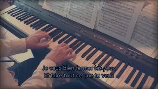 Avant de nous dire Adieu (Jeane Manson ). Piano et arrangements: André Caron