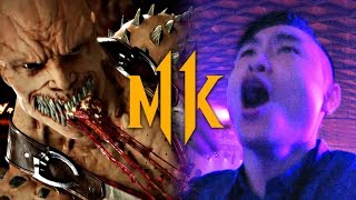 MORTAL KOMBAT 11 - Gameplay Reveal Trailer!! [REACTION LIVE]