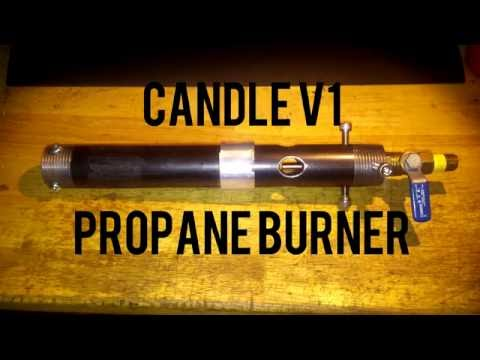 How to build an easy and cheap propane burner for around $30