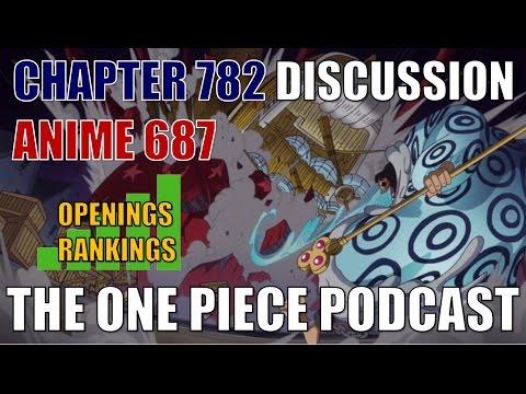 """The One Piece Podcast, Episode 363, """"Goop Troop Bloop Blorp"""" (Chapter 782, Anime 687)"""