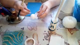 видео Ёлочка топотушка своими руками