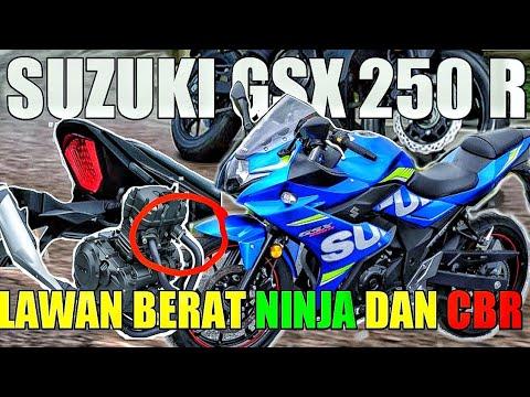 REVIEW SUZUKI GSX250R 2019 INDONESIA..??   2 Silinder   Siap LAWAN CBR 250 RR-NINJA 250 - R25