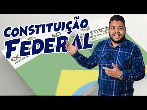 Constituição Federal para Concursos