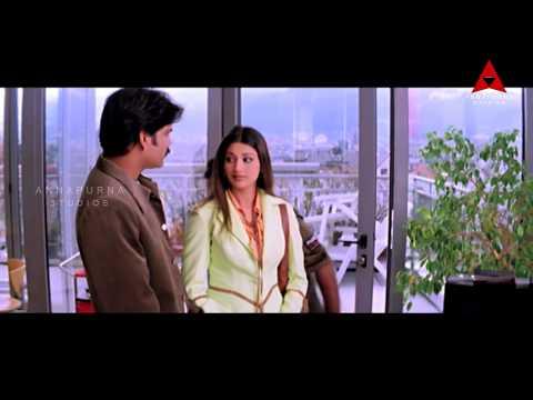 Sonali Enters Into Nagarjuna Room Comedy Scene    Manmadhudu Movie