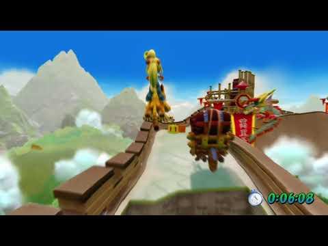 Crash Bandicoot N. Sane Trilogy Orient Express 11:89