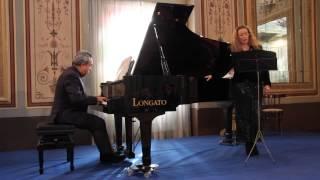 GERSHWIN ONLY Concerto Aperitivo 24 11 2013 Teatro Accademia di Conegliano TV