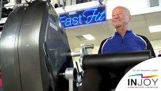 INJOY Fitness: Der dynamischste Gesundheitsmotor - die Muskeln