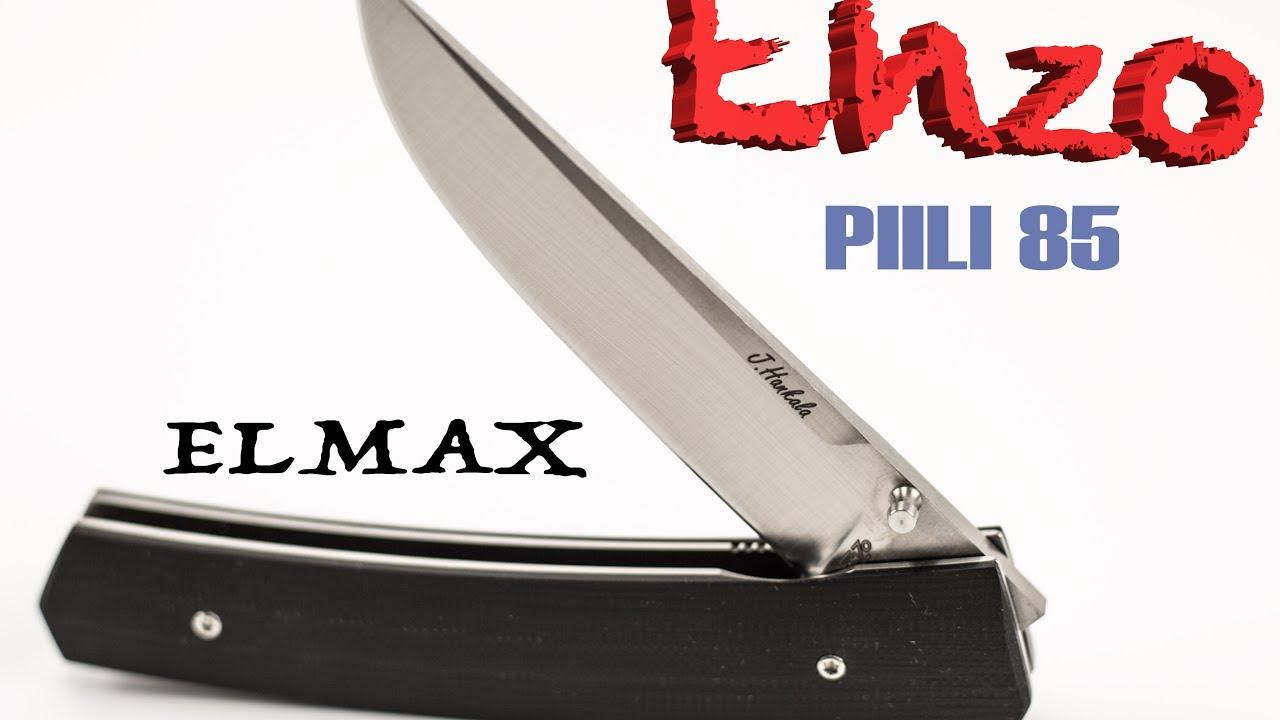 Тест ножа из порошковой стали Vanadis 10. Отзыв