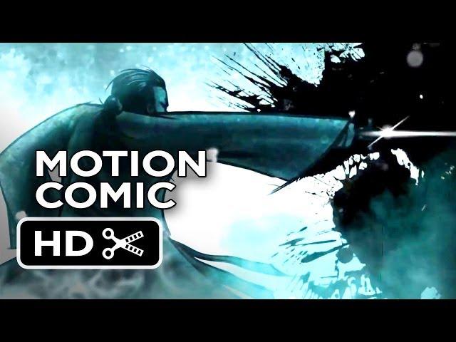47 Ronin Official Prequel Motion Comic (2013) - Keanu Reeves Samurai Movie HD
