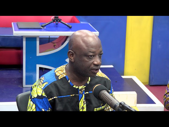 DOUBLE SALARY SAGA: BE AN MP DOESN'T MAKE YOU DIFFERENT GHANAIAN-KUSI BOAFO