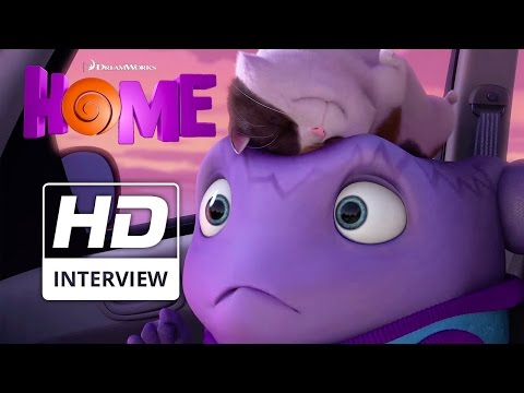 DreamWorks HOME | Official HD 'Conversations: 3 Things for your Planet' Clip | 2015