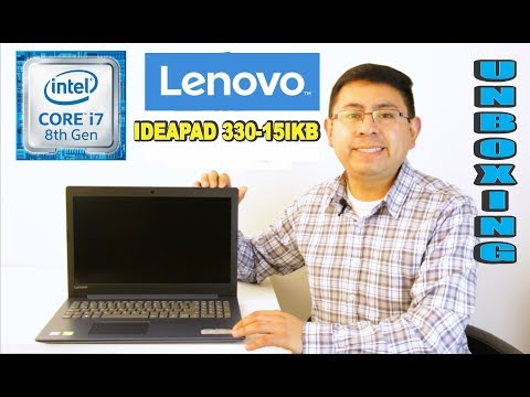 laptop-lenovo-ideapad-330-15ikb-corei7-unboxing