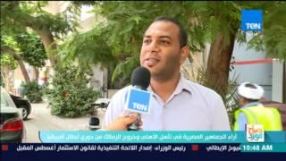 صباح الورد - اراء الجماهير المصرية في تأهل الأهلي وخروج الزمالك من دوري أبطال أفريقيا