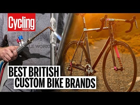 Best of British Steel! UK's Hottest Custom Bike Brands | Cycling Weekly