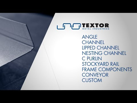 Textor Metal Industries - Product Overview