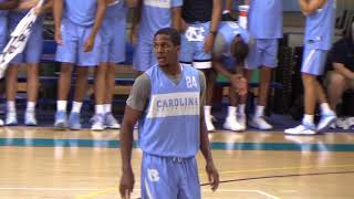 ICTV: UNC Basketball Extended Bahamas Highlights - Game 2