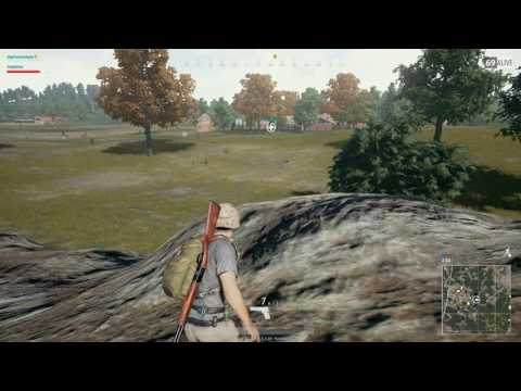 PlayerUnknown's Battleground - Audio/Visual Test
