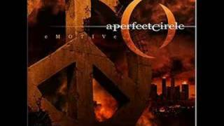 A Perfect Circle- Let's Have A War