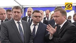 Правительство провело выездное заседание по развитию Оршанского района