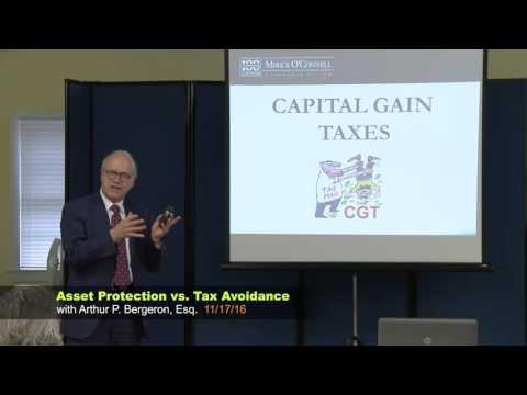 Asset Protection vs Tax Avoidance - Nantucket