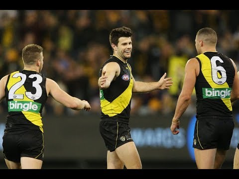 Trent Cotchin Highlights VS Geelong (2017 Qualifying Final)