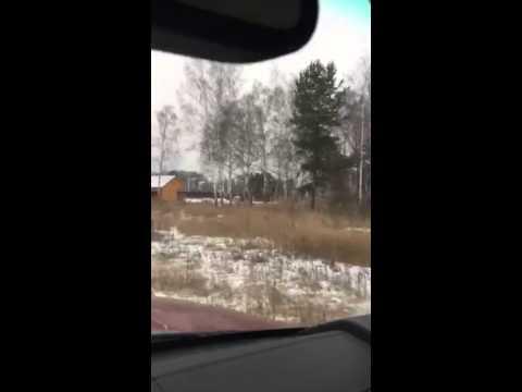Колонтаево Клаб с высоты птичьего полета (дек 2015) - YouTube