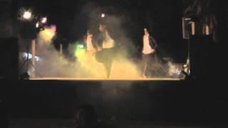 presentando el baile de nee de perfume en la ongaku fest, obteniend...