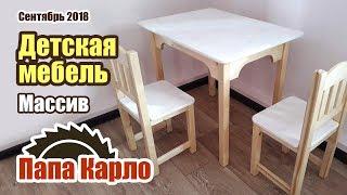 видео Мебель для детей