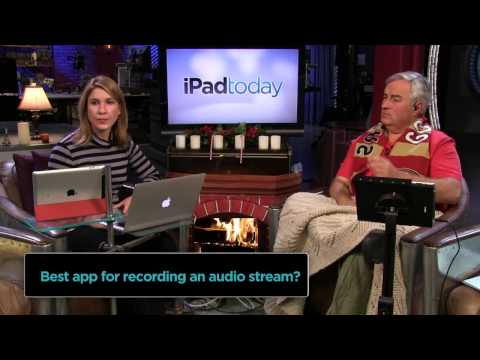 iPad Today 128: New & TWiT-Worthy Apps, Snapguide, QuickOffice, Evernote Food