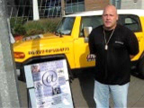 Gang Prevention-Ron 'Cook' Barrett-SSEN 3rd Congress of Education-Toronto