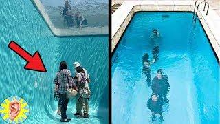 Yüzmek İsteyeceğiniz EN İNANILMAZ 10 Yüzme Havuzu